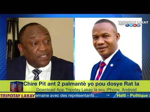 Depite Samuel D'Haiti lonje dwèt sou Youri sou dosye RAT k'ap manje diri Latibonit yo
