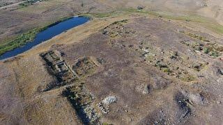 Крымъ 4K: Раскопки античной крѣпости Илуратъ