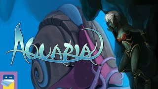 Aquaria: iOS / iPad Gameplay Walkthrough Part 1 (by Finji)