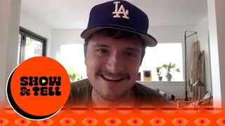 Josh Hutcherson on Memes, Painting, & Scrabble | Show & Tell