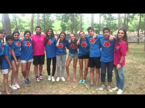 Grupo 10 Tagaste'15