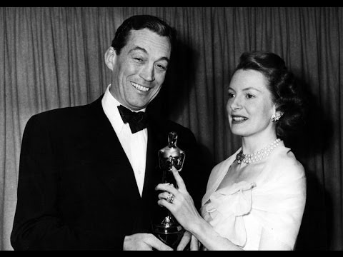 """""""The Treasure of the Sierra Madre"""" and """"The Search"""" winning Writing Oscars®"""