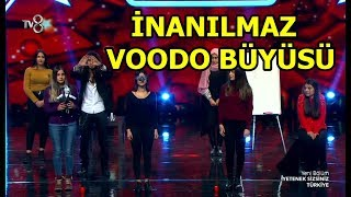 Abidin Özçelik - Hipnoz Ve Mentalizm Gösterisi  Voodoo BÜyÜsÜ