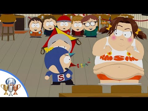 South Park The Fractured But Whole - STOP DROP AND ROLL - Trophy