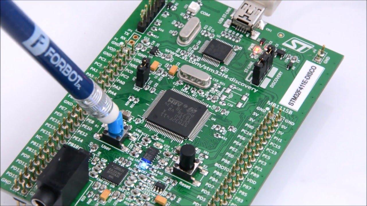 CORTEX-M7] STM32F769I-DISCO - nowy zestaw z mikrokontrolerem STM32 z