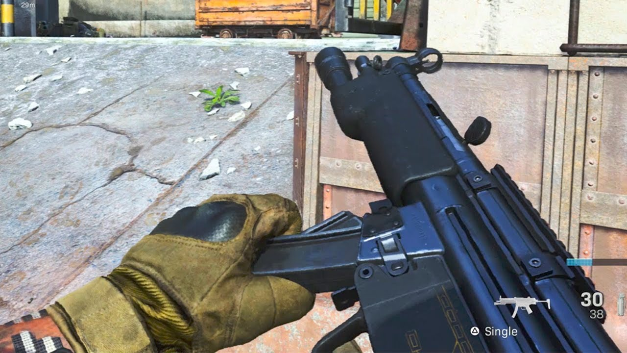 NEW MP5 GAMEPLAY - Call of Duty Modern Warfare Multiplayer Gameplay thumbnail