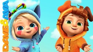🤣 Baby Songs | Nursery Rhymes and Kids Songs by Dave and Ava 🤣