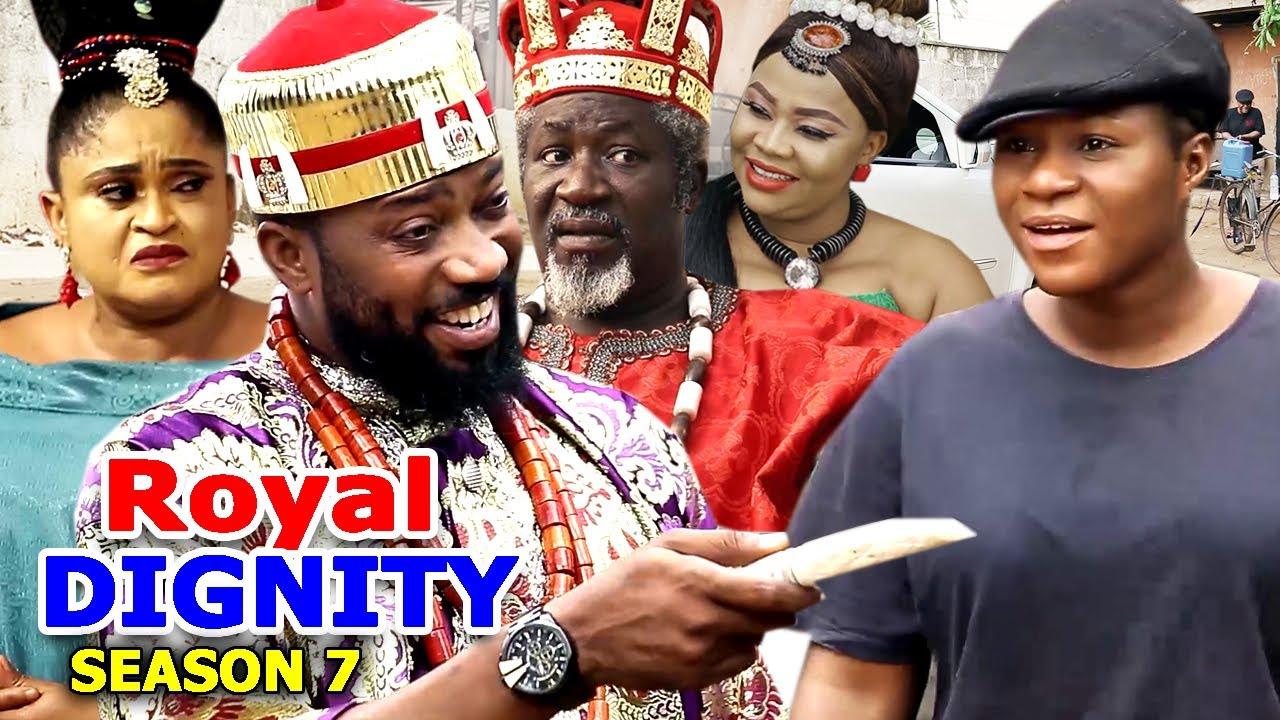 Download ROYAL DIGNITY SEASON 7 - (New Trending Movie HD) Frederick Leonard 2021 Latest Nigerian  Movie