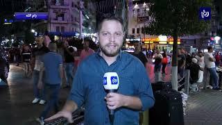 تحضيرات العيد والأوضاع في الأراضي الفلسطينية (10/8/2019)