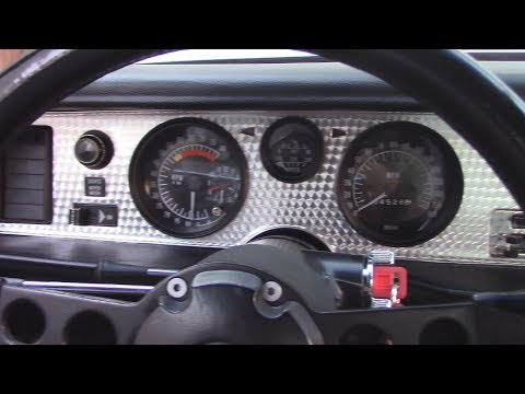 Trans Am Dash Bezel And Gauge Work 1973 Firebird