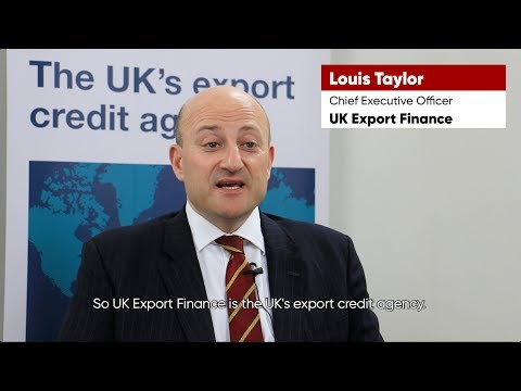 UK Export Finance: helping you win, fulfil and get paid for export contracts