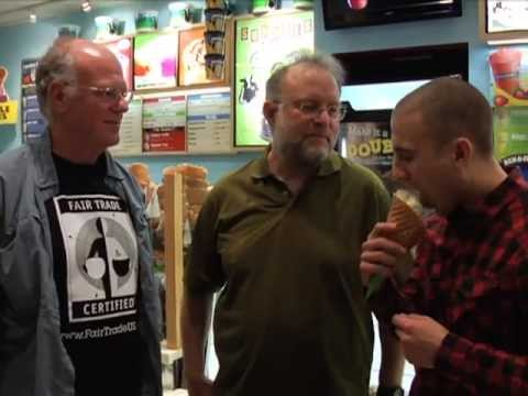 Ben & Jerry talk ndali Fairtrade vanilla