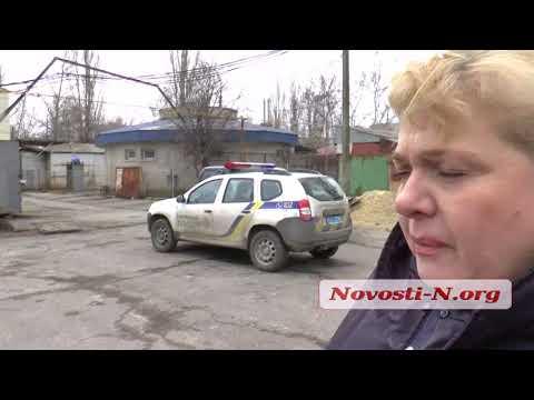 Видео 'Новости-N': В Николаеве снова собрались люди возле администрации рынка