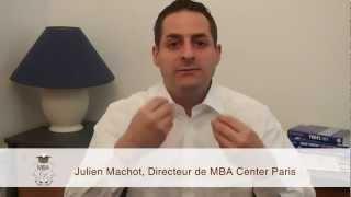 MBA Center Paris, le spécialiste des formations GMAT, TOEFL et TOEIC