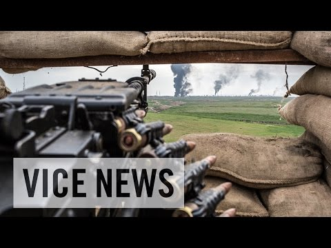 Peshmerga Fighters Closing in on Mosul: The Battle for Iraq (Dispatch 9)