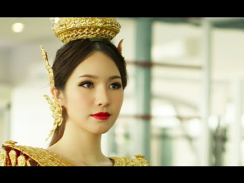 Thai Style Makeup แต่งหน้าชุดไทย เจิดไม่แพ้ชาติใดในโลก | Mininuiizz