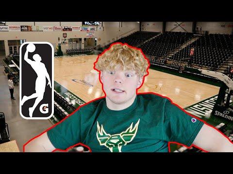 NBA G LEAGUE TRYOUT?