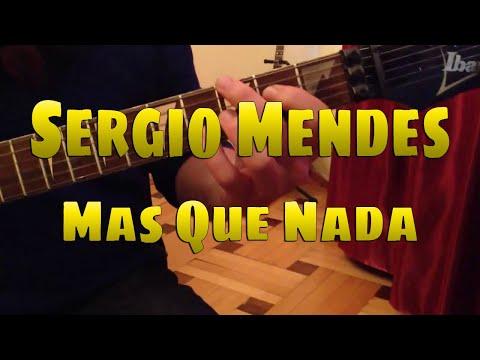mas que nada (guitar lesson)