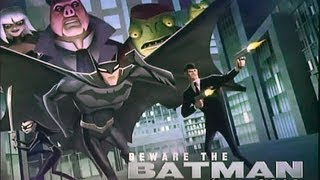 Beware the Batman - TV Trailer - Cartoon Network