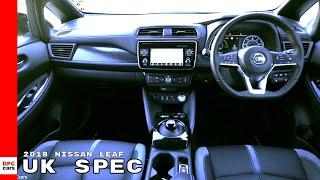 New 2018 Nissan LEAF UK Spec Walkaround & Interior