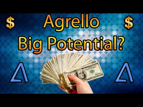 Agrello Review (DLT) Crypto Altcoin | Big Potential?
