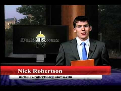 Daily Iowan TV. Sunday November 27, 2011