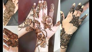 How To Make Simple Arabic Mehndi Design