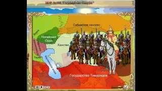 Государство Тимура, Ногайская Орда, ханство Абулхаира, Сибирское ханство