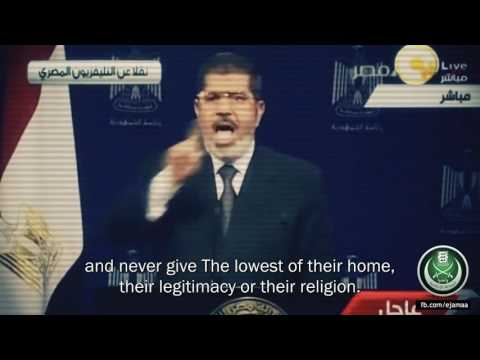 The Final Words Of The Last Democratic President Of Egypt - Mohammad Morsi