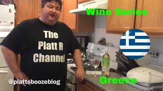 Wine Series: Greece