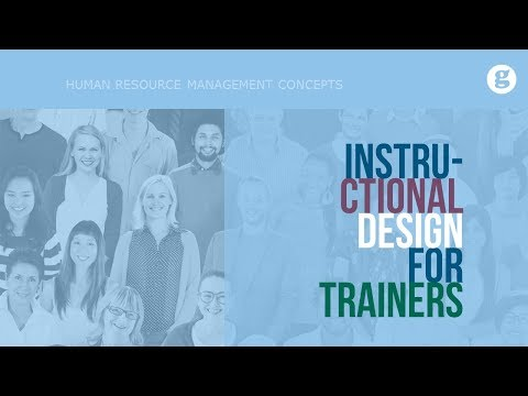 instructional-design-for-trainers