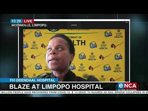 Fire breaks out at Limpopo hospital