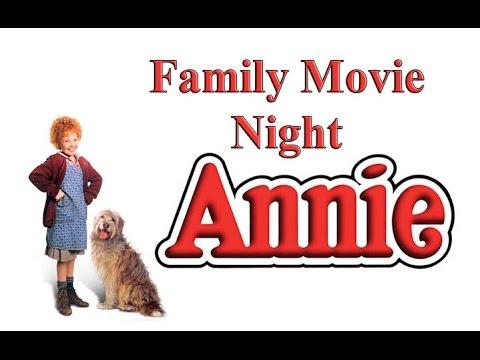 Download Family Movie Night: Annie (1982)
