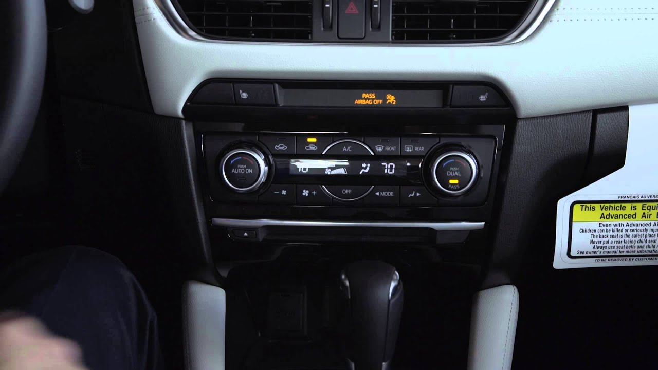 What Is Climate Control >> What Is Dual Zone Climate Control Mr Mazda