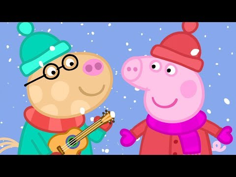 Peppa Pig Episodes - Jingle Bells - Songs for Children🎄