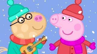 Peppa Pig English Episodes | Jingle Bells! |  | #093