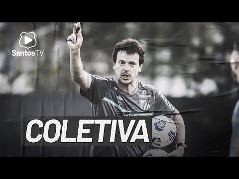 FERNANDO DINIZ | COLETIVA (22/08/21)
