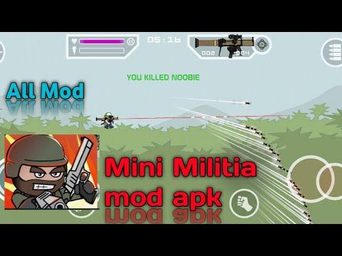 Mini Militia All mod apk Download || Hiimodapk  #Smartphone #Android