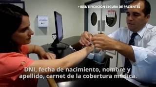 Identificación del Paciente internado