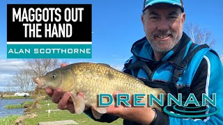 How to catch more with maggots in CLOSE  | Alan Scotthorne | Match Fishing