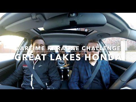 Cartime Karaoke Challenge: Great Lakes Honda Round 2
