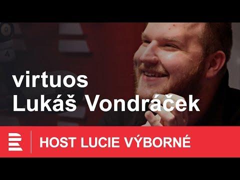 Velký umělec se nebojí velkých emocí, říká světoznámý virtuos Lukáš Vondráček