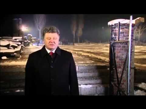 Poroshenko Warns Europe Against Possible War Threat: Ukraine labels Russia 'aggressor state