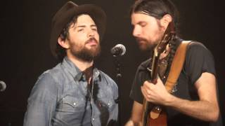 "Avett Brothers ""Fisher Road"" House of Blues, Myrtle Beach, SC 12.13.14"