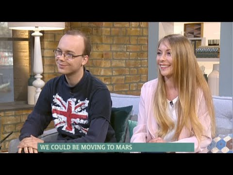 Mars One on ITV This Morning - 18/02/2015