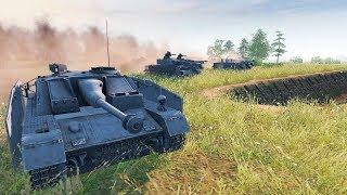 NEW - Testing More Doctine | RobZ Realism 1.25.4 | Men of War: Assault Squad 2 Gameplay