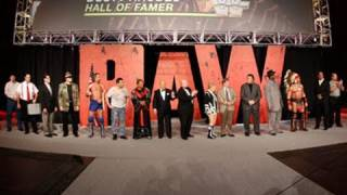 "Raw: WWE Legend roll-call on an ""old school"" edition of Raw"