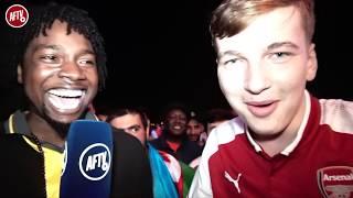 Qarabag 0-3 Arsenal   I Hope We Get To Play Tottenham In The Europa League Final!!
