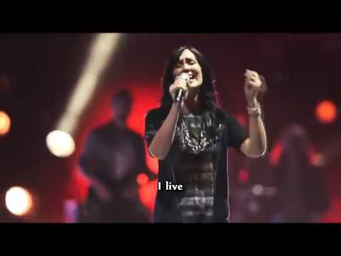 Hillsong   Beneath the Waters I will Rise   with subtitles lyrics