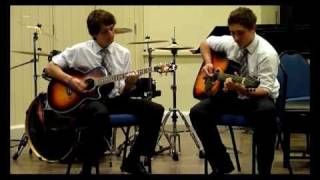 ALL I HAVE TO DO IS DREAM - The Everly Brothers - (COVER) [2010]
